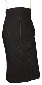 L'Wren Scott Skirt Black
