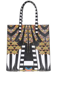 Givenchy Leather Tote in Multi