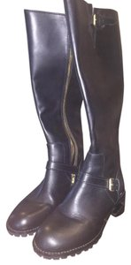 Marc by Marc Jacobs Knee High Black Boots