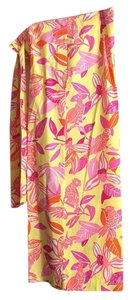 Lilly Pulitzer Wide Leg Pants Yellow