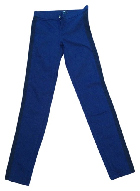Preload https://item5.tradesy.com/images/h-and-m-blue-stretchy-denim-jegging-elastic-skinny-pants-size-6-s-28-1952939-0-0.jpg?width=400&height=650