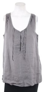 Eileen Fisher Petite Tank Beaded Top