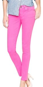 J.Crew Toothpick Skinny Stretchy Color Fun Skinny Jeans