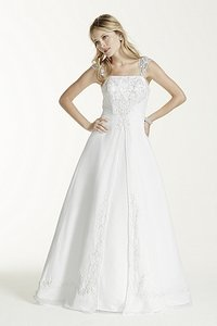 David's Bridal V9010 Wedding Dress
