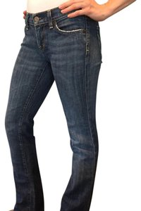 Citizens of Humanity Boot Cut Pants Denim