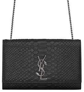 Saint Laurent Saintlaurentbag Pythonleatherbag Yslcrossbag Yslpythonbag Shoulder Bag