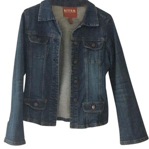 Bitten by Sarah Jessica Parker Dark denim Womens Jean Jacket