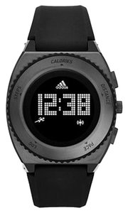 adidas Adidas Men'sUrban Runner Digital Silicone Watch ADP3189