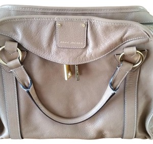 Marc Jacobs Satchel in Stone