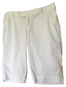 The Limited Cargo Shorts White
