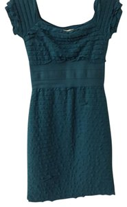 Max Studio short dress Blue on Tradesy