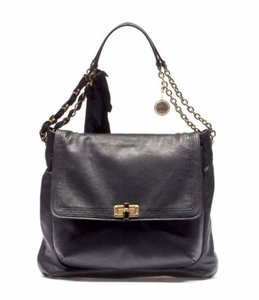 Lanvin Happy Leather Shoulder Bag