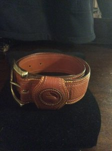 Dooney & Bourke Dooney and bourke tan leather belt.