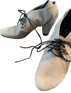Marsll Pale Gray Boots