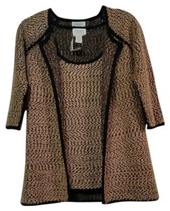 Carmen Marc Valvo Twinset Machine Washable Cardigan