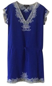 Yumi Kim short dress Cobalt blue on Tradesy