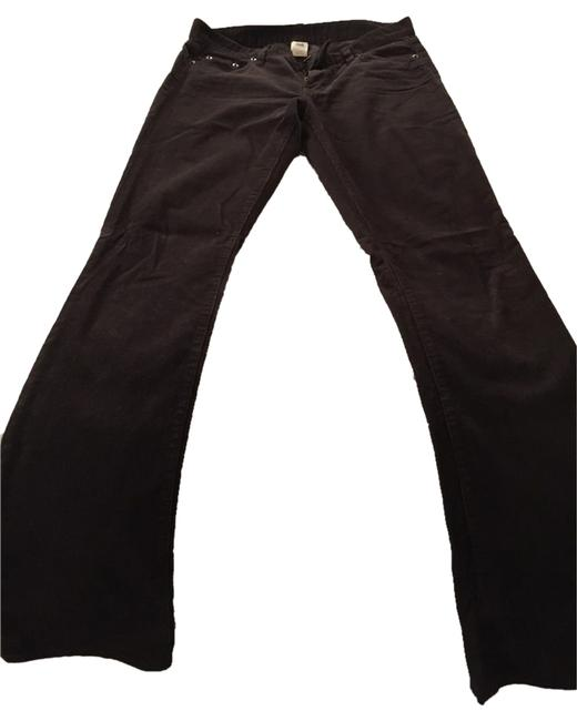 Preload https://item1.tradesy.com/images/jcrew-chocolate-brown-favorite-fit-size-2-xs-26-1953135-0-0.jpg?width=400&height=650