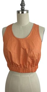Nasty Gal Top Orange