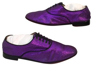 Christian Louboutin Purple Flats