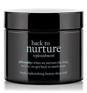 Other Philosophy Back to Nurture Replenishment Sleep Mask 2oz/60ml