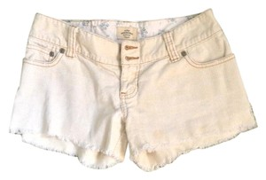 Abercrombie & Fitch Teen Mini/Short Shorts Khaki