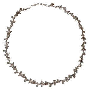 Carolee Carolee Avery Floral Crystal Necklace