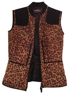 Ralph Lauren Collection Leather Calfskin Vest