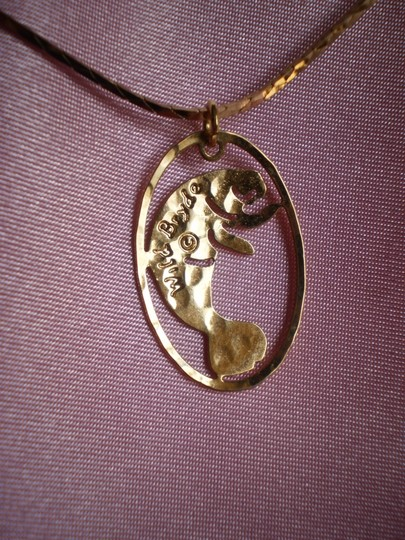 Wild Bryde Like New Wild Bryde Gold Plated Necklace