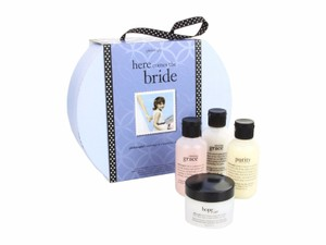Philosophy Here Comes The Bride NEW IN BOX
