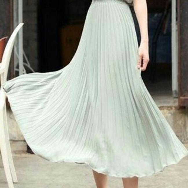 Light Grey Maxi Dress by Other