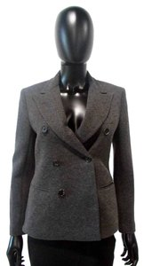Polo Ralph Lauren Long Sleeve Collared Jacket Gray Blazer