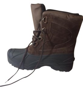 Mens Mens Mens Black/brown Boots