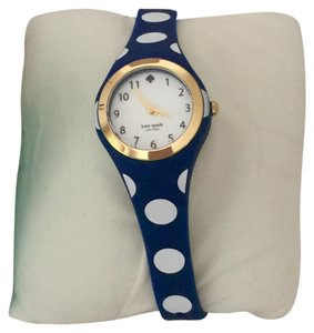 Kate Spade Kate Spade watch Blue & white polka Dot