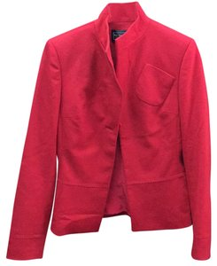 Richard Tyler Classic Sophisticated Red Blazer
