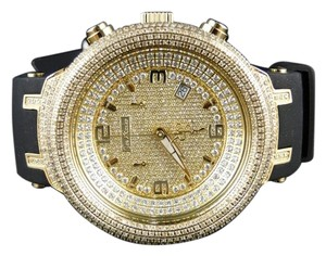Joe Rodeo Mens Joe Rodeo Gold Master 677 Diamond Watch Jjm69 6.50ct