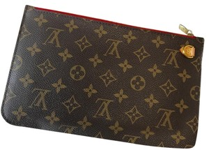 Louis Vuitton Louis Vuitton Neverfull MM Pouch