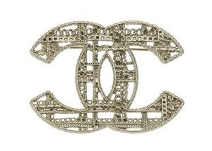 Chanel Chanel Tweed Effect 2015 Dubai Collection Brooch