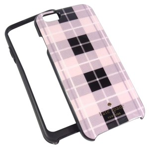 Kate Spade Kate Spade WIRU0454 Pink Plaid Hardshell Case iPhone 6 & 6S NEW!