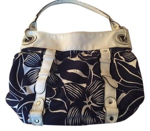 Emilie M Floral Shoulder Bag