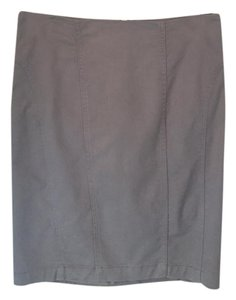 Proenza Schouler for Target Pencil Twill Skirt Gray