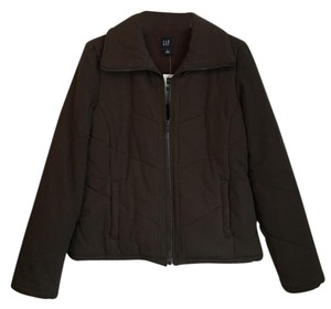 Gap Warm Puffy Fleecy Coat
