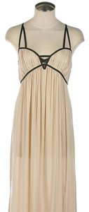 Beige Maxi Dress by