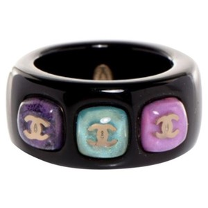 Chanel Chanel Resin Cabochons Ring. Stunning!