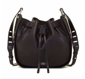 Vince Camuto Vince Bucket Drawstring Saddle Cross Body Bag