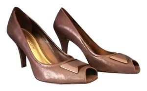 Antonio Melani Bronze Pumps