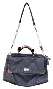 Big Buddha Satchel in gray