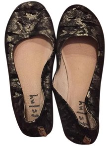 French Sole Camo Flats