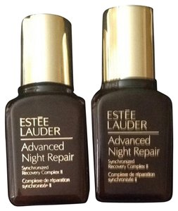 Estée Lauder NEW Set of TWO Advanced Night Repair Mini Travel Size Bottles