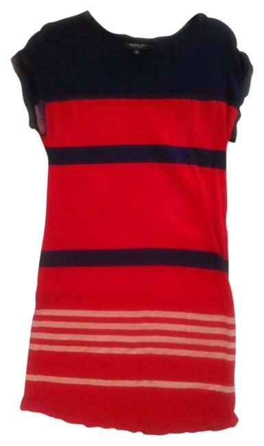 Preload https://item3.tradesy.com/images/jason-wu-for-target-red-navy-blue-stripes-classic-shift-shift-french-nautical-sheer-knee-length-shor-195342-0-0.jpg?width=400&height=650