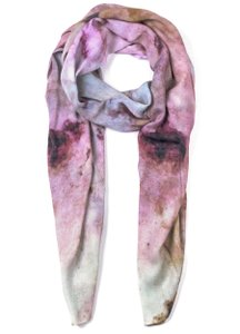 Front Row Society Beautiful Multi-Print Scarf